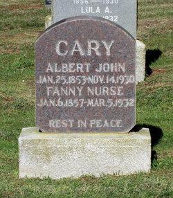 Fanny <i>Nurse</i> Cary