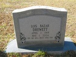 Ruth Lois <i>Bazar</i> Drewett