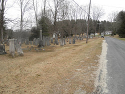 Old Mill River Cemetery