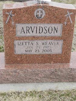 Izetta Arvidson