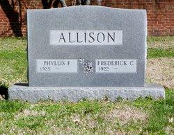 Phyllis <i>Farrow</i> Allison