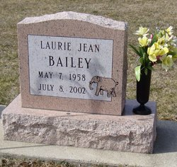 Laurie Jean <i>Halverson</i> Bailey