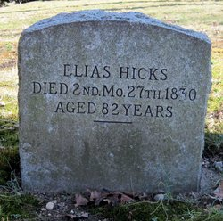 Elias Hicks