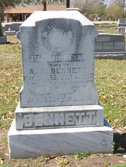 Alexander G. Bennett