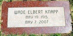 Wade Elbert Knapp
