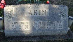 Mary Louise <i>Roberts</i> Akin