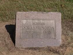 Endora A. <i>Granger</i> Yerington