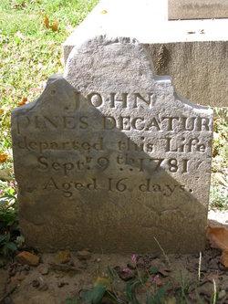 John Decatur