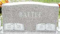 Annie Mae Battle