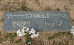 George Hunt Allen