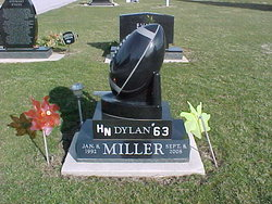Dylan M. Miller