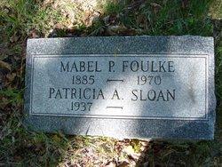 Mabel P <i>Cameron</i> Foulke