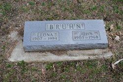 Leona <i>Crum</i> Bruhn