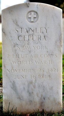 Lieut Stanley Cepura