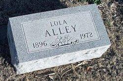 Lola <i>Luckinbill</i> Alley