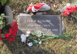 Leslie Joseph Crump