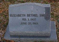 Clarissa Elizabeth Bethel <i>Clark</i> Smith