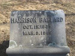 Harrison Ballard