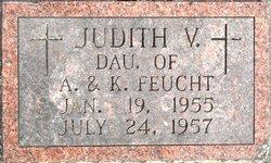 Judith V. Feucht
