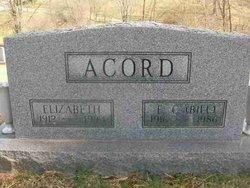 Earnest C. Bill Acord