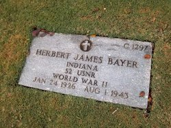 SMN Herbert James Bayer