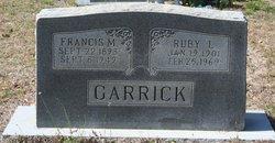 Francis Marion Garrick