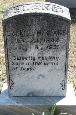 Ezekiel William Blake