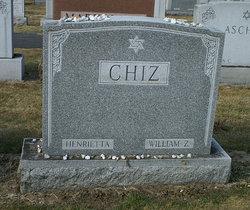 Henrietta Chickie <i>Ascher</i> Chiz