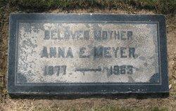 Anna Emilie <i>Wangeman</i> Meyer