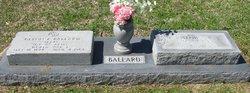 Josephine <i>Barrow</i> Ballard