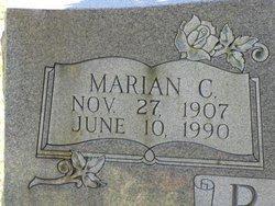 Marian Catherine <i>Barden</i> Brice