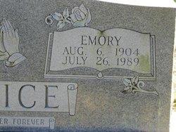 Emory Brice