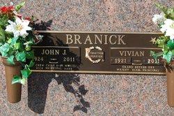 John Joseph J.J. Branick