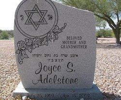 Joyce S Adelstone