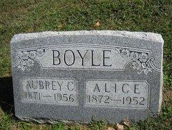 Alice <i>Trethewey</i> Boyle