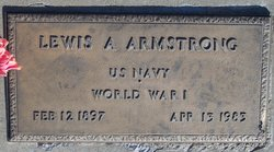 Lewis A. Armstrong