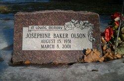 Josephine Joyce <i>Baker</i> Olson
