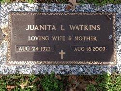 Juanita Lee <i>Ashton</i> Watkins