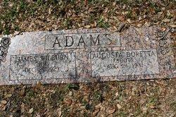 Augusta Doretta Boots <i>Schuller</i> Adams