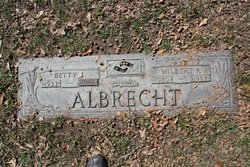 Betty Jo <i>Thornton</i> Albrecht