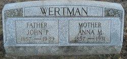 Anna Mariah <i>Bastian</i> Wertman