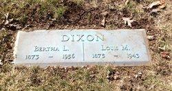Louis Mattern Dixon