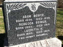 Lieut Adam Bower