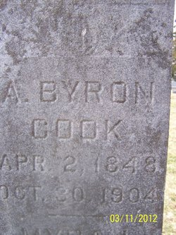 Asahel Byron Cook