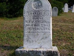 Charlie E. Albee