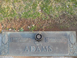 Dorse Albert Adams