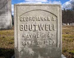 Georgianna Adelia Boutwell