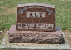 Stella Grace <i>Burwell</i> Alt