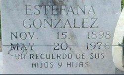 Estefana Gonzalez