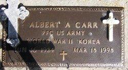 Albert Alfred Carr